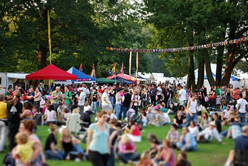 Cambridge pride event